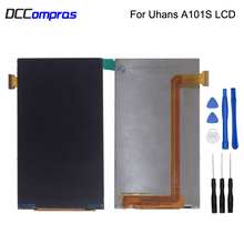 Original For Uhans A101 A101s LCD Display Touch Screen Digitizer Assembly Phone Parts
