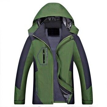ZOGAA سترة مضادة للماء مقنعين معطف الرجال واحد زوجين تسلق الجبال في الهواء الطلق الرياضة سترة سرعة الرياح الجافة الرجال السترات والمعاطف