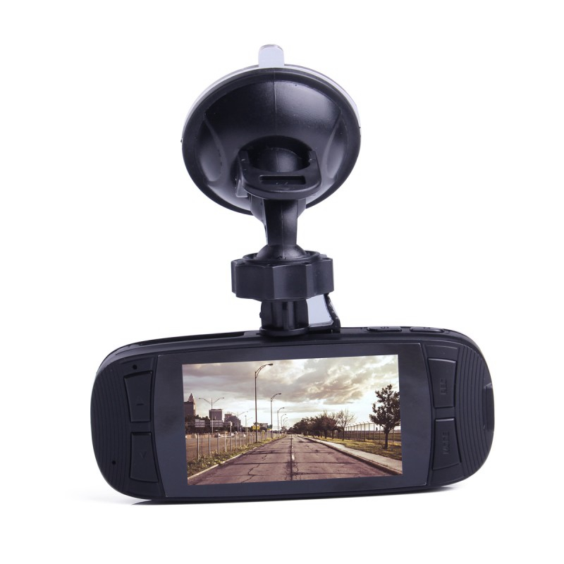 G1W-S Car DVR 1080P HD 2.7 Inch Screen DVR Camera Dash Cam for Car GPS Logger G-sensor Function Lightweight