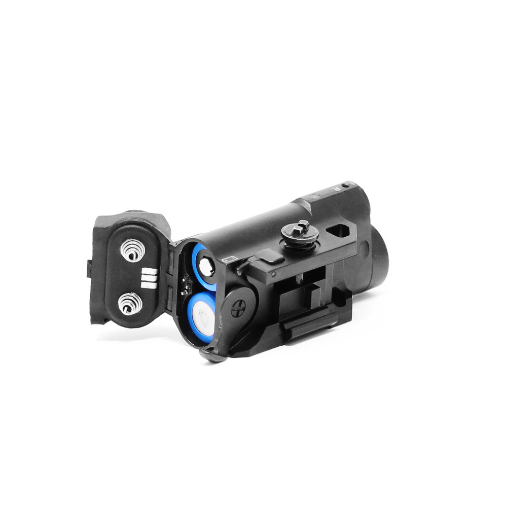 Pistol 5mw green laser sight with LED flashlight combo with 20nm universal mount xl nxf rg 5mw green laser gun sight w weaver mount led flashlight black 3 x cr 1 3n