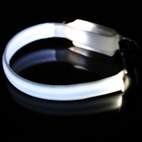 Small Size LED Nylon Safety Collar