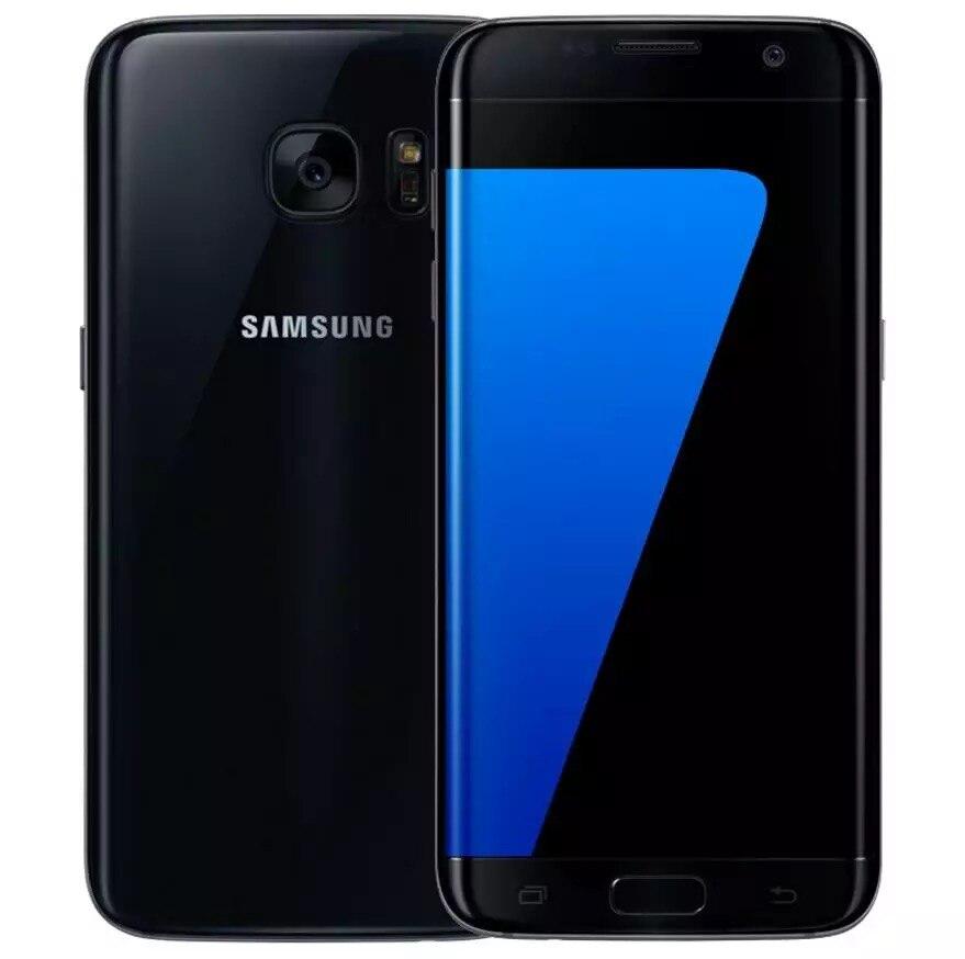 100% débloqué Samsung Galaxy S7 edge G935F/G935V 4 GB RAM 32 GB ROM 5.5 pouces 4G LTE