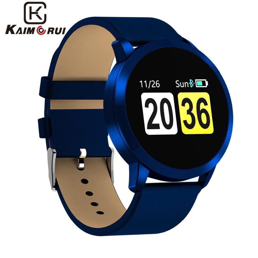 Q8 Smart Bracelet Color Screen Smart Watch IP67 Waterproof Fitness Heart Rate Monitor Pedometer Bluetooth Smart Wristband