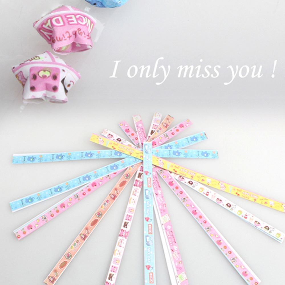 wedding favors and gifts Folding Kit Lucky Star Origami Wish Star ...