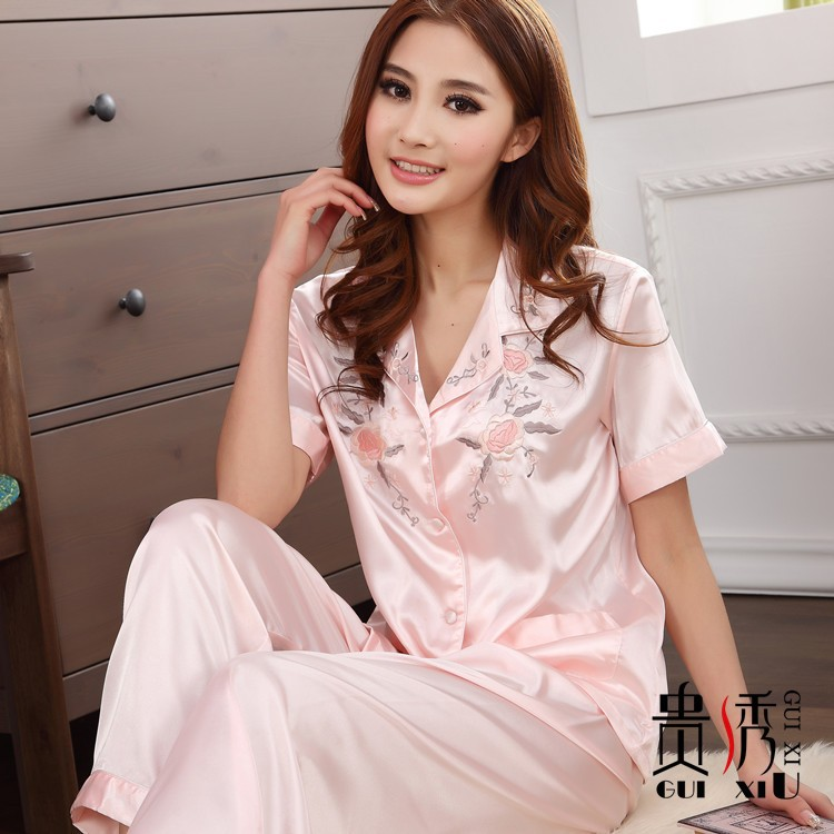 Compare Prices on Ladies Silk Pajamas- Online Shopping/Buy Low ...