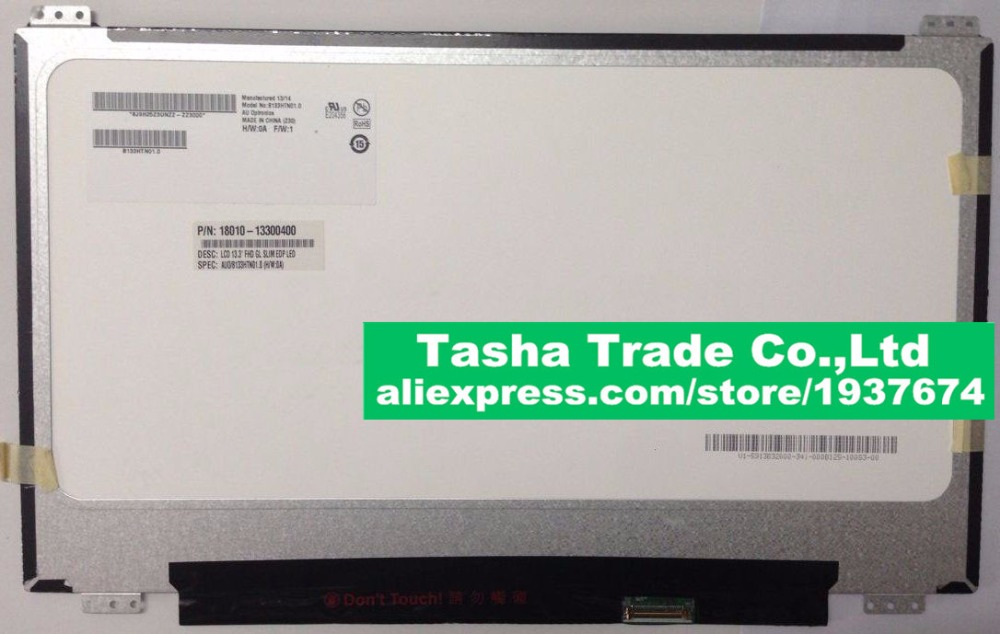 все цены на B133HTN01.0 Slim LCD Screen LED Display 30PIN eDP UP AND DOWN SCREW HOLES FHD 1920*1080 онлайн