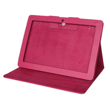 TWO COLOR , Ainol Novo 10 stand leather cover case .cheap Ainol Novo Hero case ,free shipping .
