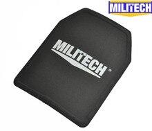 Militech IIIA NIJ 3a 280mm * 350mm Tiradores de Peso Ultra Ligero corte Bulletproof Ballistic Panel de 11×14 pulgadas Bolso de Escuela Inserta