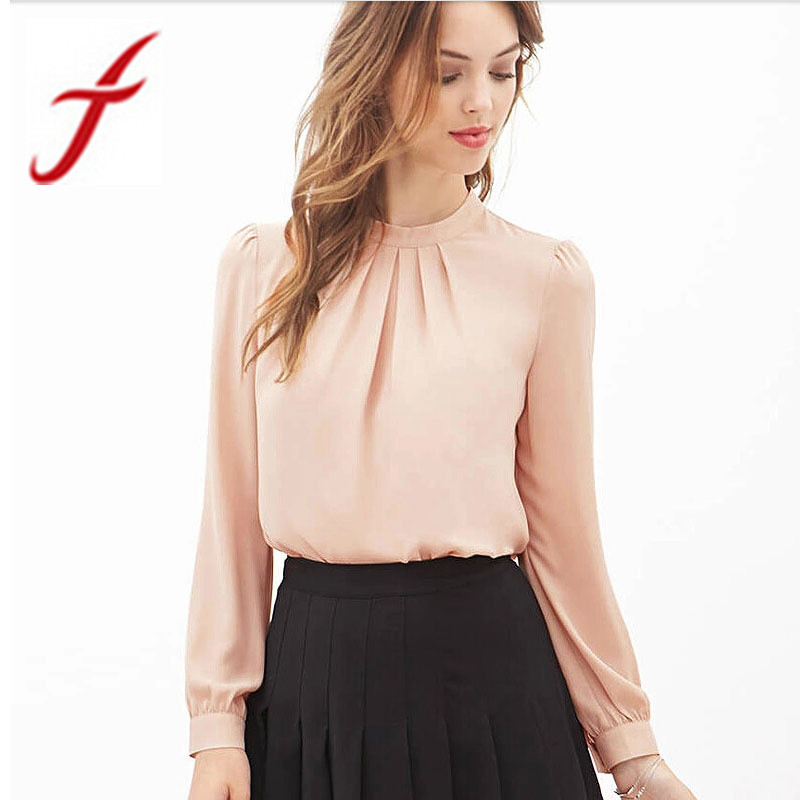 Women's Clothing Persevering Womens Tops And Blouses Sexy Women Off Shoulder Casual Tops Blouse Lace Crochet Chiffon Shirt Blusa Feminina Drop Shipping