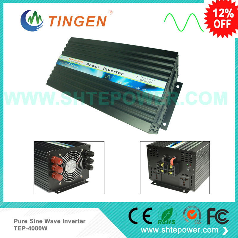 4kw power inverter pure sine wave, 4kw solar power inverters,4kw inverter