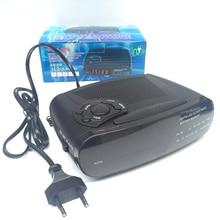 Прикроватный электронный будильник и Радиоприемник настольный FM/AM радиоприемник с цифровым светодиодный дисплеем Ultimate Wakener Good