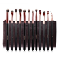 MSQ 12PCS Eyeshadow Makeup Brushes Set Pro Eye Shadow Blending Make Up Brushes Soft Eye Makeup