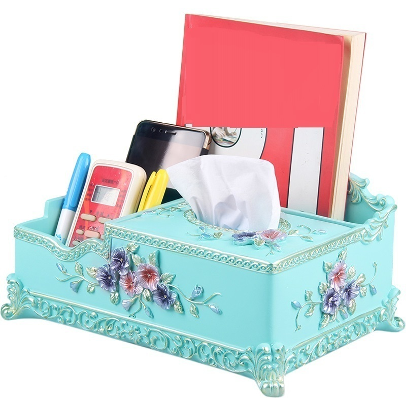 Boite A Mouchoir For Room Accessories Paper Porta Papel Toalha Car Taschentuchbox Cover Tecidos Servilletero Holder Tissue Box in Tissue Boxes from Home Garden