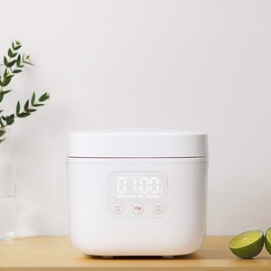 Image 4 - IN STOCK Xiaomi Mijia Electric Rice Cooker 1.6L Kitchen Mini Cooker Small Rice Cook Machine Intelligent Appointment LED Display