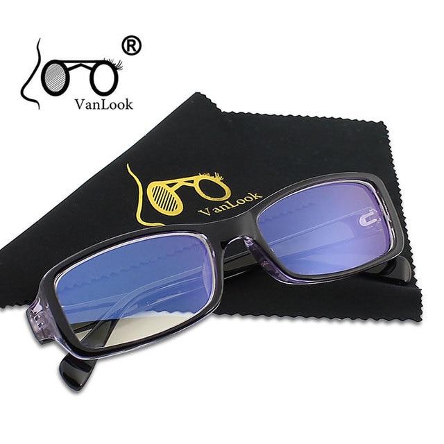 Anti Blue Ray Óculos para O Computador Das Mulheres Dos Homens Oculos de grau  Óculos Transparentes f288a39f5b