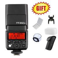 Godox Мини tt350f tt350 2.4 г TTL Камера Вспышка Speedlite для Fuji xt20 XT2 xa1 xt10 xa2