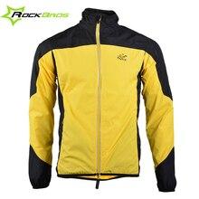 Rockbros Куртка Велоспорт Куртка Велосипед Плащ Велоспорт Пальто Дождя Джерси Велосипед Непромокаемые Ветрозащитный Quick Dry Пальто