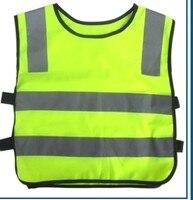 100 шт. продвижение полный Средства ухода за кожей жгут Глок новый ребенок Детская безопасность светоотражающий жилет трафика Предупреждени