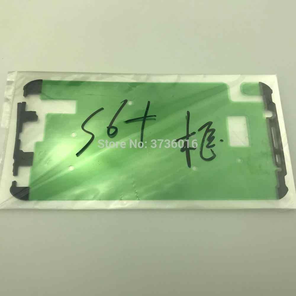20 قطعة لسامسونج S6 حافة زائد إطار الغراء G928 G925 Lcd إلى إطار عرض لاصق إصلاح شاشة إل سي دي باللمس شاشة استبدال
