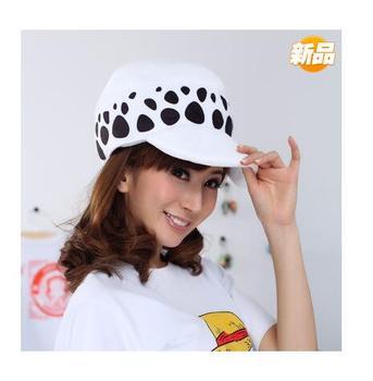 SOMBRERO DE TRAFALGAR D. WATER LAW (EL CIRUJANO DE LA MUERTE) Merchandising de One Piece Ropa