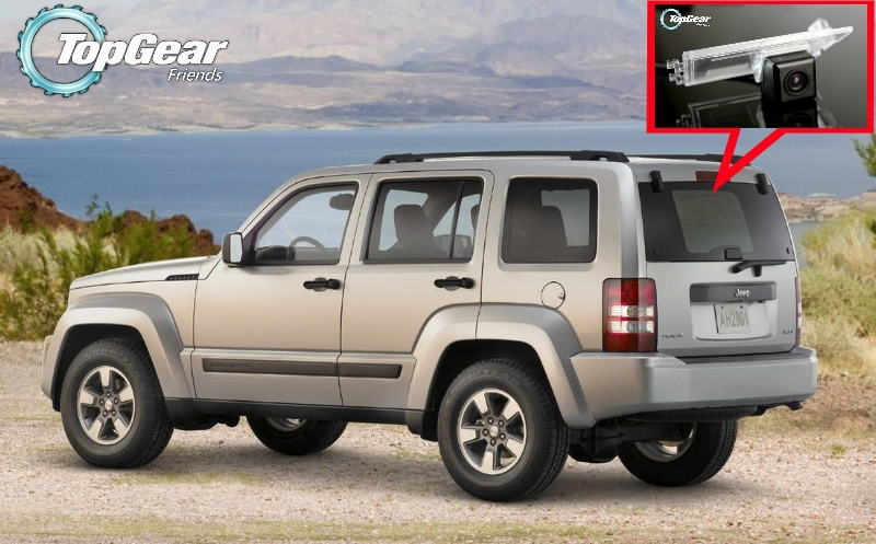 Car Camera For Jeep Patriot Liberty 20072015 High Quality Rear