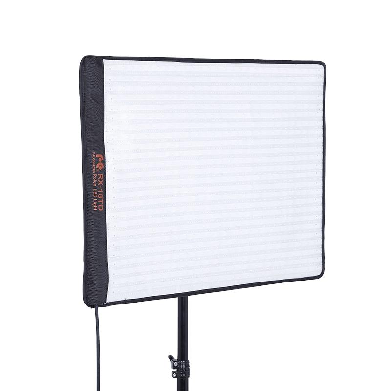 Falcon Eyes Rx-18TD 100W Bi-Color Led Video light Portable 610*460mm Led Studio Photo Waterproof Light Mat td 100 ddctd 100