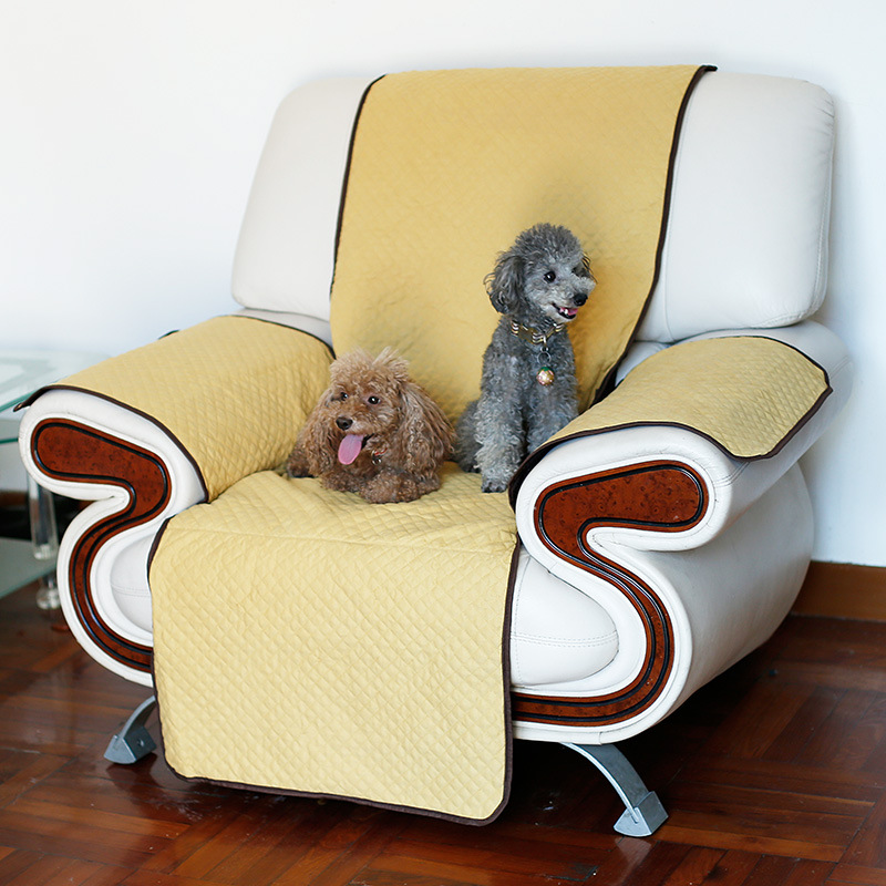 Single Chair Protector Dog Sofa Cover For Pet Nonslip Couch Furniture Protection Cat House Mat Blanket In Houses Kennels Pens From