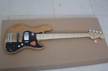 whole sale 2pc bass guitar with 4pc electric guitar