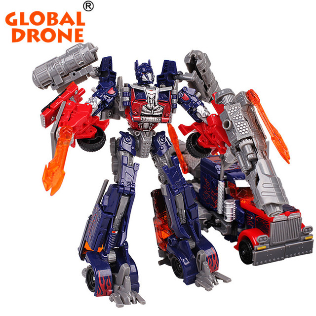 New Edition Genuine Transformation Robot Model Movie 4 Diamond Class V Cool Change Voyager Class Robot Car rc Toy for Kids