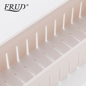 Image 3 - FRUD Multi layer Refrigerator Side Shelf Multipurpose Shelf with Removable Wheels Crack Rack Bathroom Storage Storage Rack Shelf