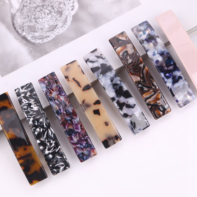 1pc Women Hair Clips Exquisite Leopard Spring Barrette Hairpin Fashion   Headwear   DIY Hair Styling Tools Charm Jewelry LNY9095