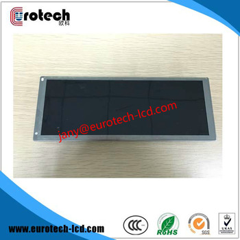 8.8 inch original new LQ088K9LA01 / LQ088K9LA02 lcd display for BMW CIC E60 E90 E91 E92 E993 GPS system image