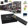 K1 KI PLUS Amlogic S905 64 pedaços de Caixa de TV Android Set top box Quad núcleo 1 GB/8 GB 2 K & 4 K HDMI 2.0 Caixa de Smart TV KODI Media player PK H96