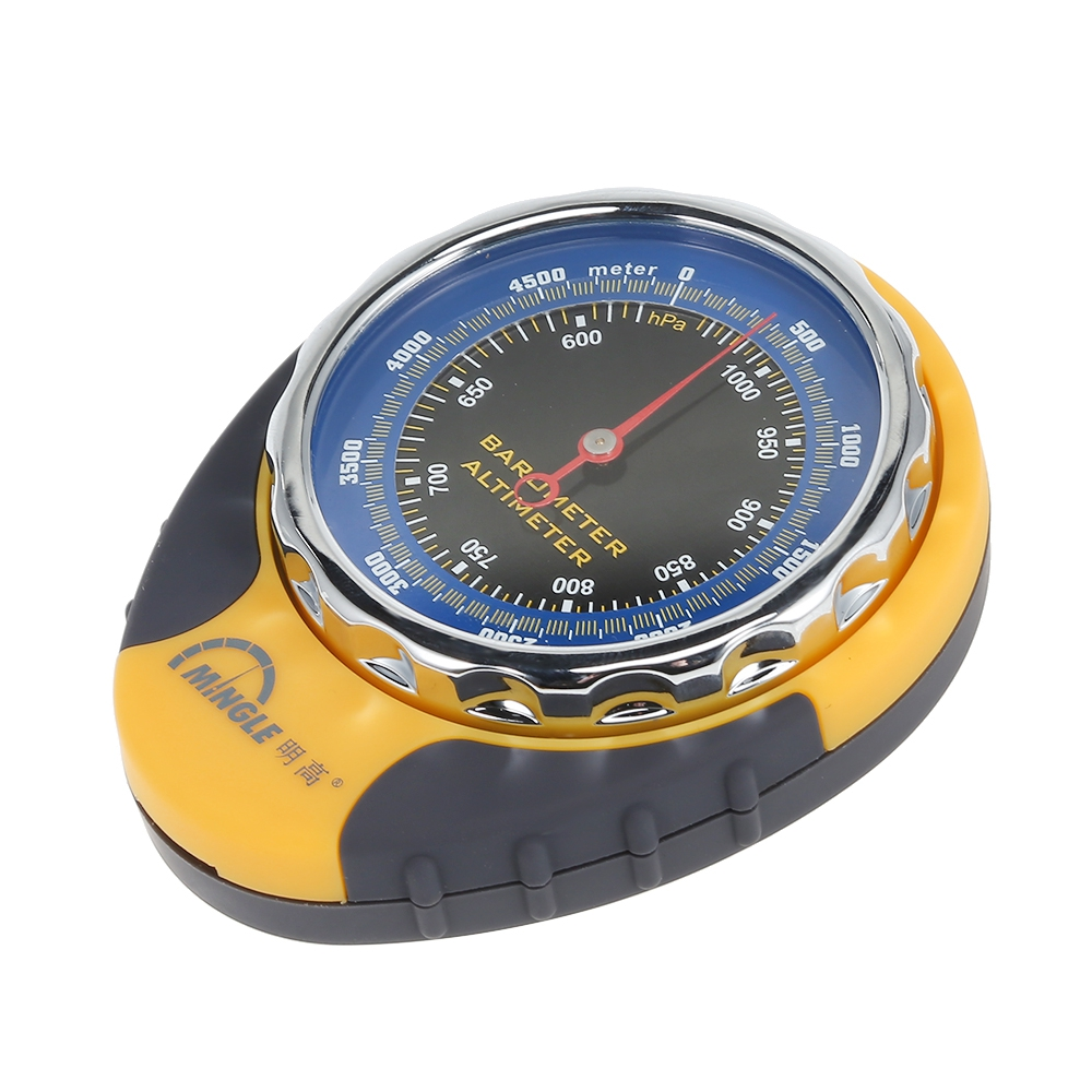 Многофункциональный альтиметр барометр компас Портативный Открытый Кемпинг Туризм альпинистский альтиметр инструменты