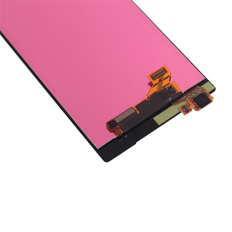Image 3 - Apropriado para Sony Xperia Z5 monitor LCD digitador da tela de  toque para Sony Xperia Z5 E6633 E6683 componentes do telefone display  LCDLCDs de celular