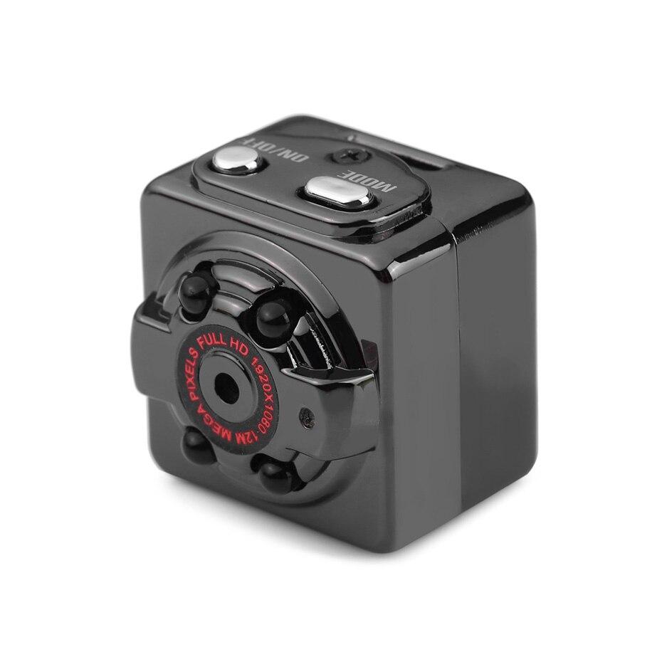 HD Mini Câmera SQ8 1920*1080 P Night Vision Metal Mini Recorder Camcorder Esporte Ao Ar Livre DV Gravador De Vídeo Voz câmeras de ação