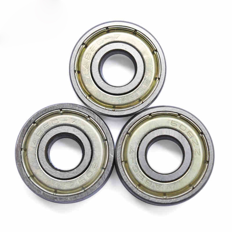 Roller Skates Bearing ABEC-7 Chrome Steel  20 Pcs/lot