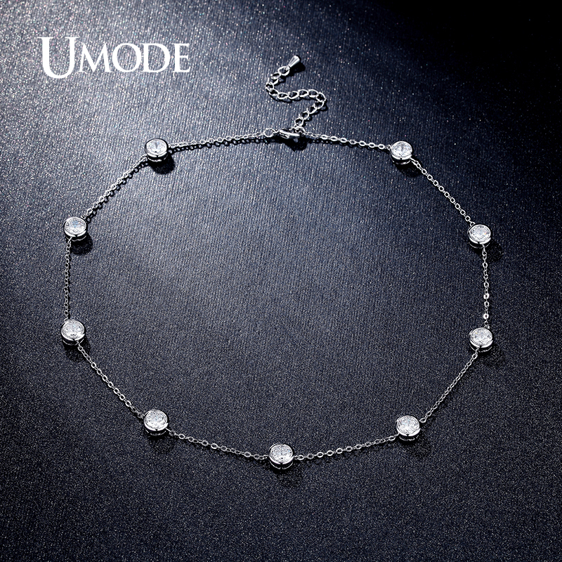 UMODE 2016 4 Designs Cubic Zirconia Crystal Gold White Rose Gold