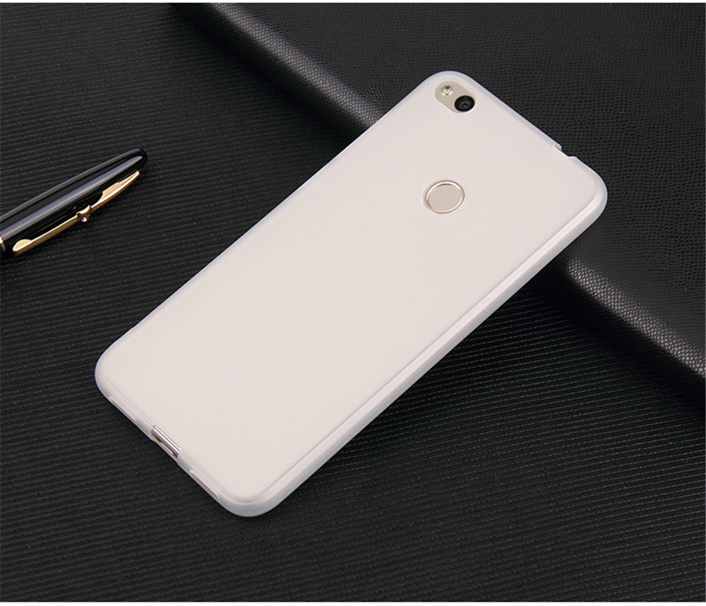 Case For Huawei P8 Lite 2017 TPU Silicone Clear Soft Case for Huawei P9 Lite 2017 On Honor 8 Lite case protective Back Cover 5.207