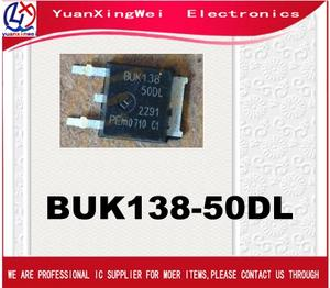 Free shipping 20pcs/lot BUK138-50DL BUK138 50dl TO-252 original Product
