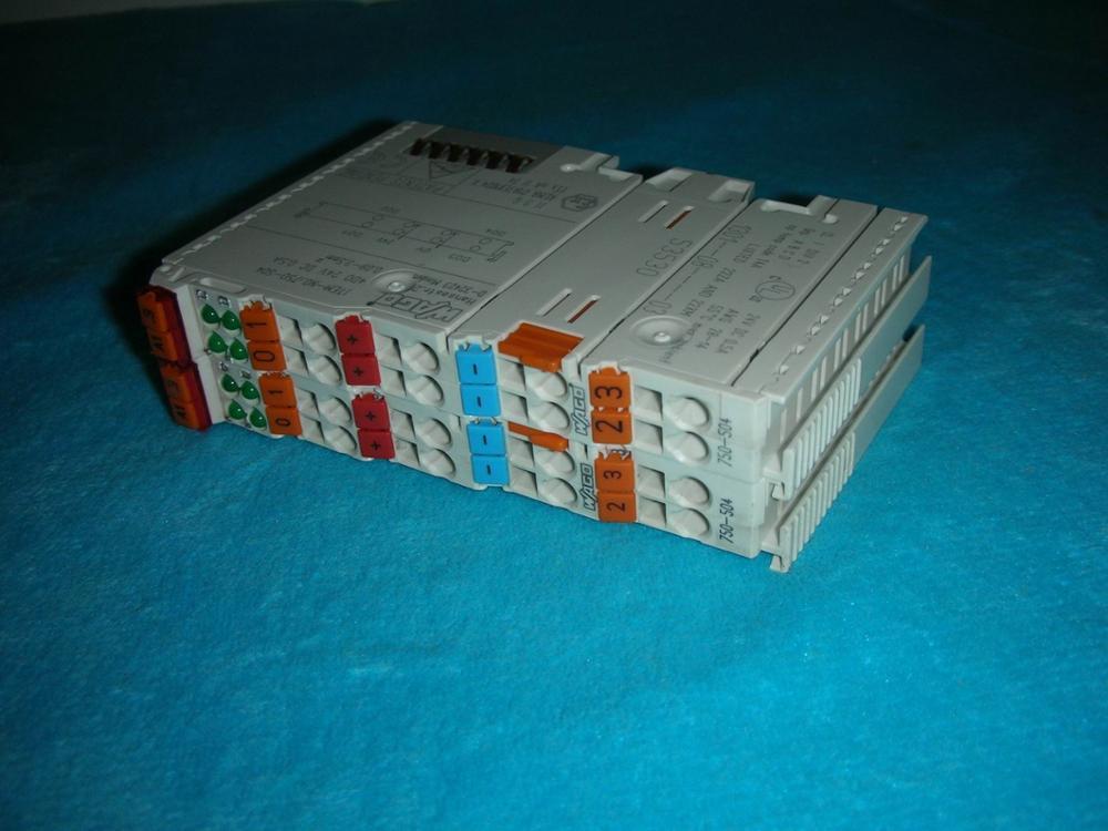 1PC USED 750-504 WAGO