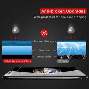 Image 4 - CAFELE Protector de pantalla de vidrio templado para Xiaomi, Protector de pantalla de vidrio templado para Xiaomi Mi 9 9t pro 9se 8 6 5s A1 Mix 2 2s, Redmi Note 7 8 9 pro K20 pro 2 HD