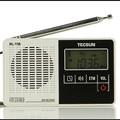 Tecsun PL-118 pl118 радио DSP ЭТМ FM Стерео цифровой Радио tecsun Будильник Профессиональный портативный радиоприемник freeshipping