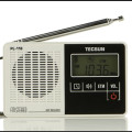 Tecsun PL-118 pl118 radio DSP FM Stereo digital Radio tecsun ETM Clock Alarm Professional portable radio Receiver freeshipping