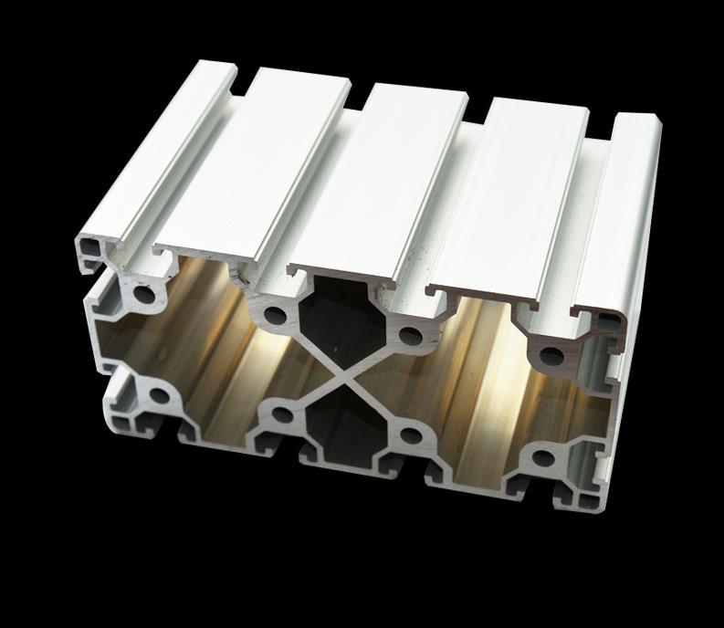 US $96 67 |1pcs 80160 x 1550 wood packaging aluminium profile frame  Equipment CNC door window-in Door & Window Frames from Home Improvement on