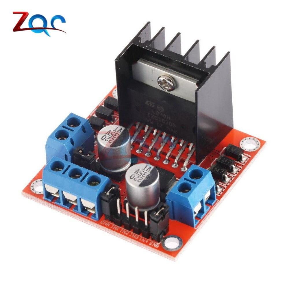 3 Pcs L298N Modulo Motore Driver Stepper DC Dual H Bridge Stabile Per