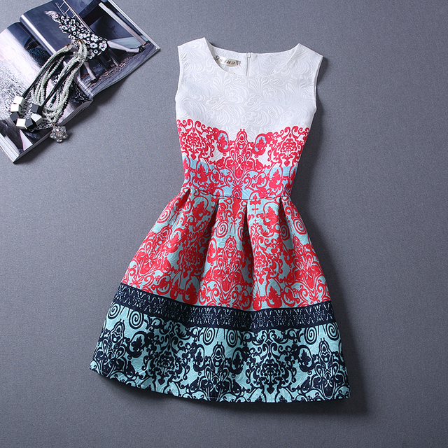 A-line Boho Dress (Choose the style you like!)