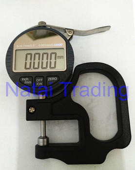 common rail injector shims thickness micrometer gauge waterproof and anti oil common rail injector repair tool
