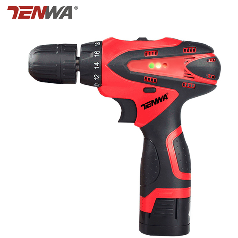 16.8V Electric screwdriver Rechargeable Lithium Battery Electric Drill Cordless Screwdriver Parafusadeira Furadeira Power Tools стоимость