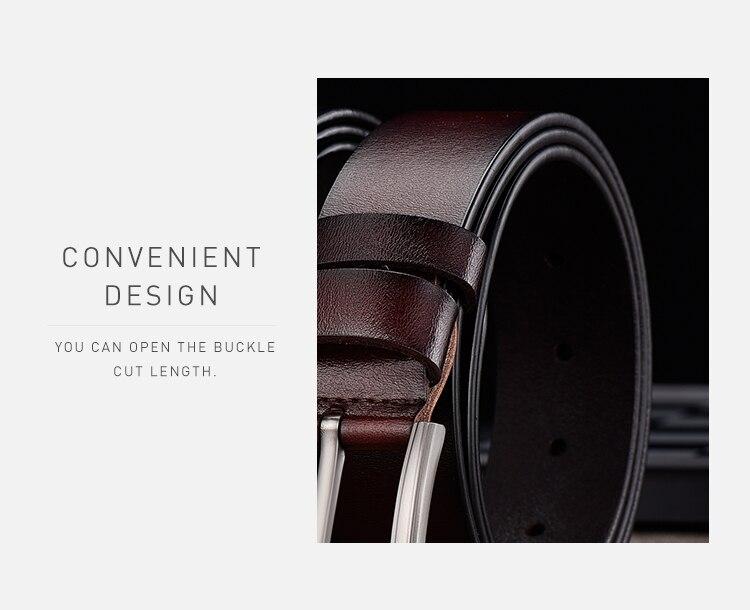 luxo designer cintos de alta qualidade